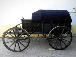 Custom production – Covered wagon