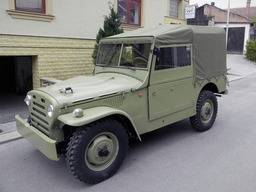 Custom production – Fiat 1101 Campagnola