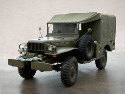 Dodge WC – Plachta WC51/52