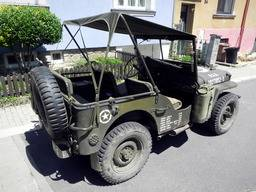 Jeep MA/MB/GPW – Mini tropiko